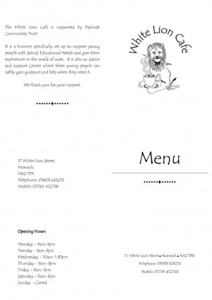 thumbnail of White Lion Cafe Menu.Nov 2015 Final