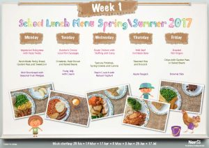 thumbnail of Norse Primary School Picture Menus Spring-Summer 2017- Main