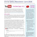 thumbnail of Online Safety Newsletter June 2018