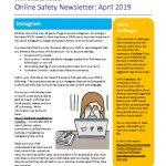 thumbnail of Online Safety Newsletter April 2019_The Parkside