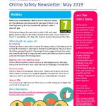 thumbnail of Online Safety Newsletter May 2019_The Parkside