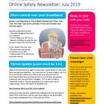 thumbnail of Online Safety Newsletter July 2019_The Parkside