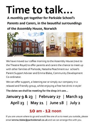 thumbnail of Assembly House Coffee Morning