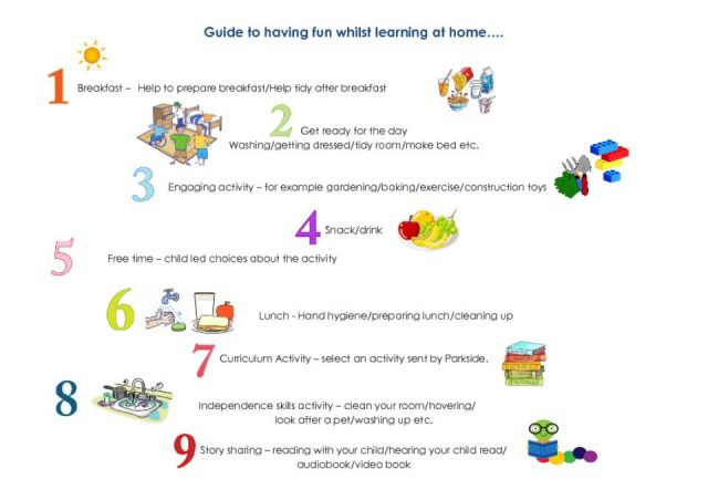 thumbnail of Guide to having fun whilst learning at home