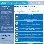 thumbnail of Online Safety Newsletter April 2020_The Parkside