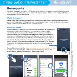 thumbnail of Online Safety Newsletter_Houseparty