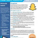 thumbnail of Online Safety Newsletter May 2021_The Parkside